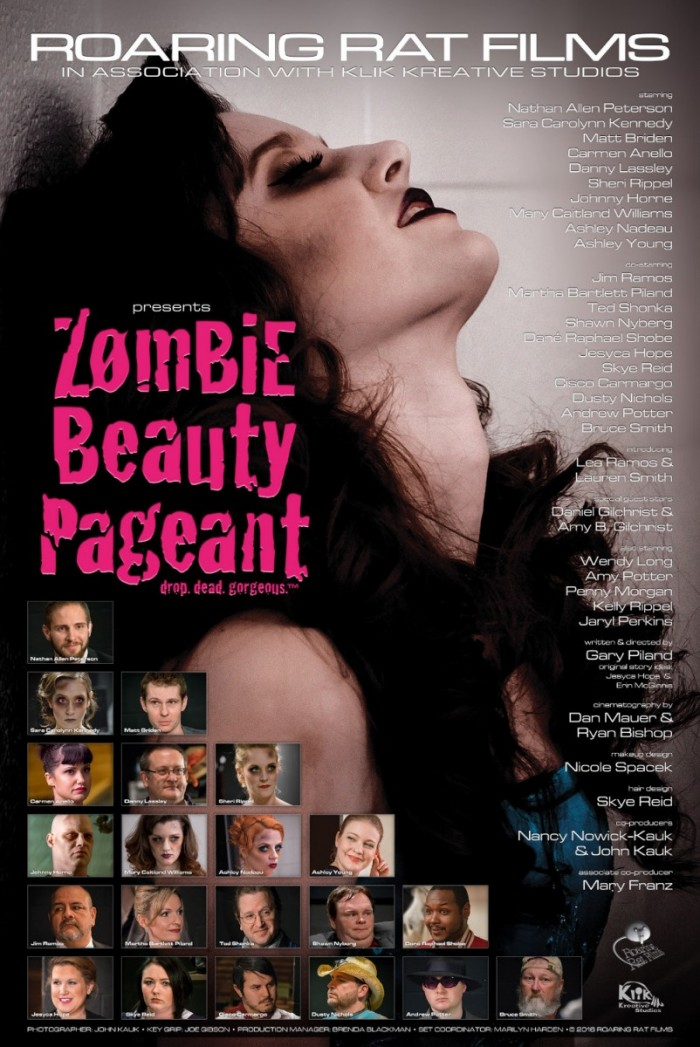 Zombie Beauty Pageant Poster 3006 1200 1200 100