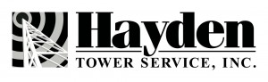 Hayden Tower Logo grayscale